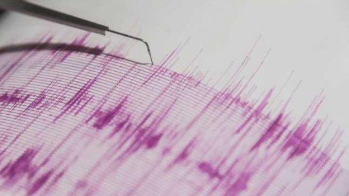 Cutremur PUTERNIC în apropiere de Moldova