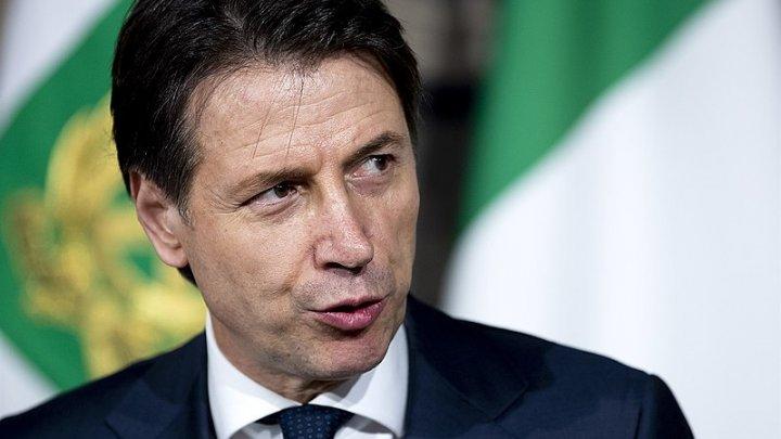 """Italia rămâne închisă şi de Sărbătorile Pascale. Premierul Conte: """"Dacă relaxăm măsurile, eforturile de până acum ar fi în zadar"""""""