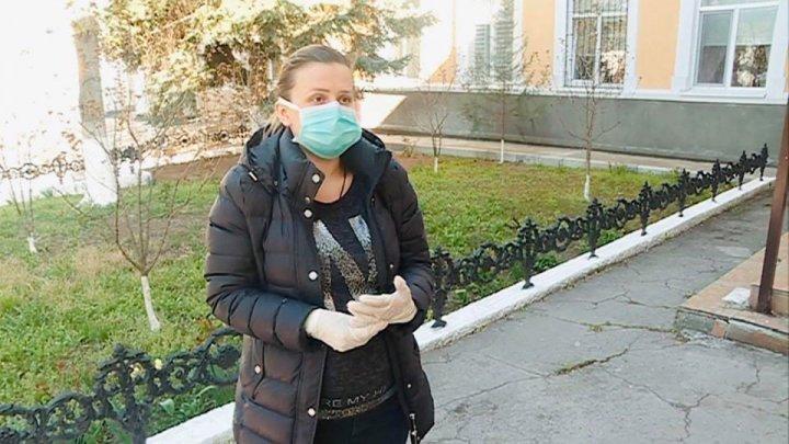 Povestea unei femei din Moldova care a învins infecția COVID-19