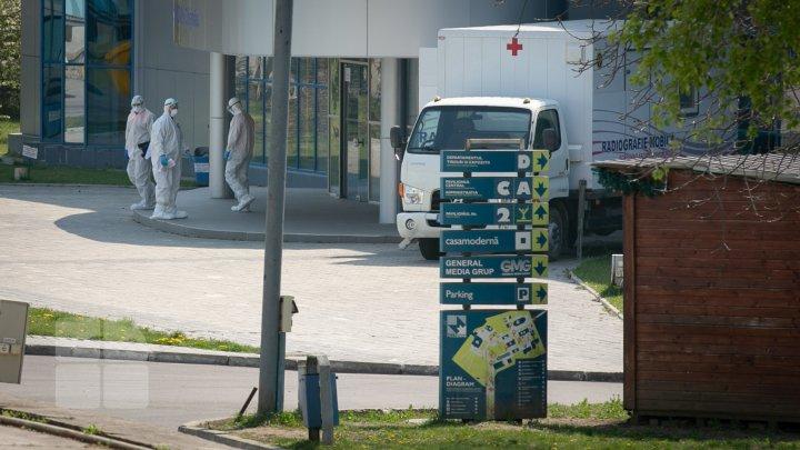 Un tânăr din raionul Ialoveni este căutat de poliţişti, după ce a părăsit Centru de triaj COVID-19