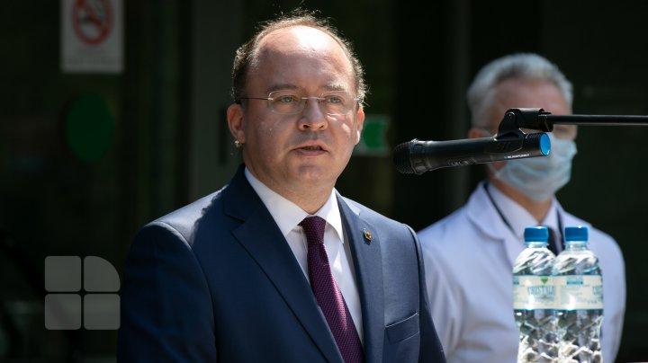 Ministrul de Externe al României vine la Chişinău
