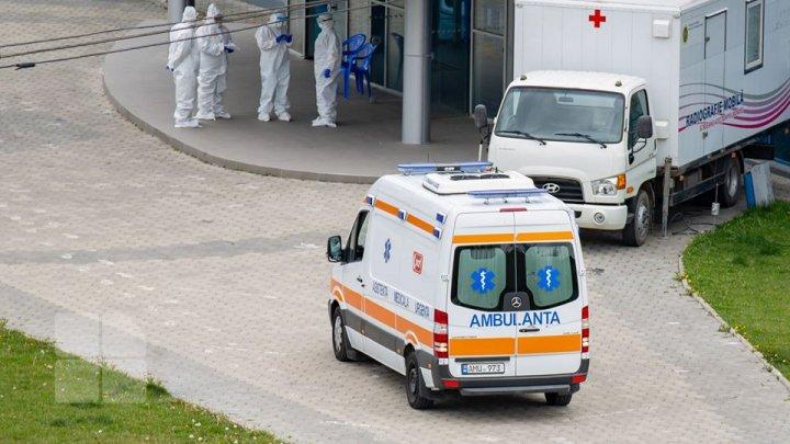 Coronavirus în Republica Moldova: Care este starea de sănătate a pacienţilor