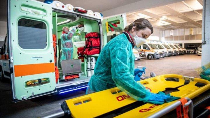 Încă 604 persoane au muri în Italia, fiind răpuse de coronavirus, în ultimele 24 de ore