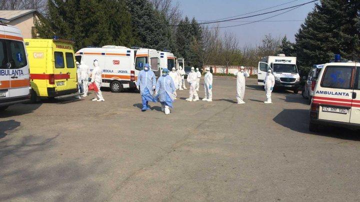 Spitalul Clinic Militar Central acordă asistenţă medicală persoanelor suspecte de COVID-19