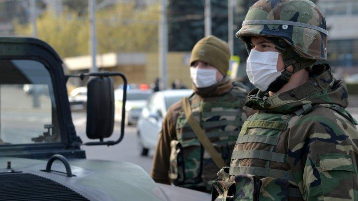 Militarii Armatei Naționale au donat salariul pentru o zi de lucru în susținerea acțiunilor de prevenire a COVID-19
