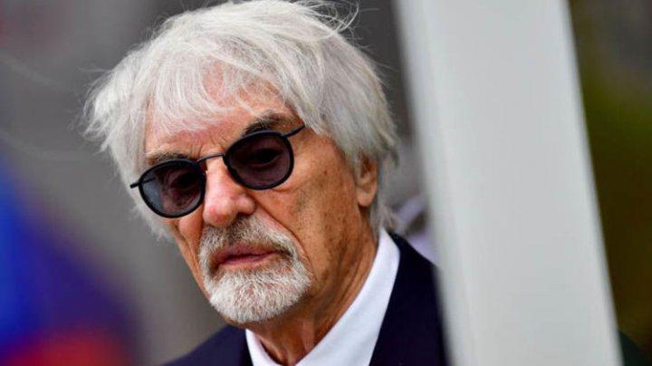 Bernie Ecclestone va deveni, din nou, tată. Fostul boss al Formulei 1 are 89 de ani