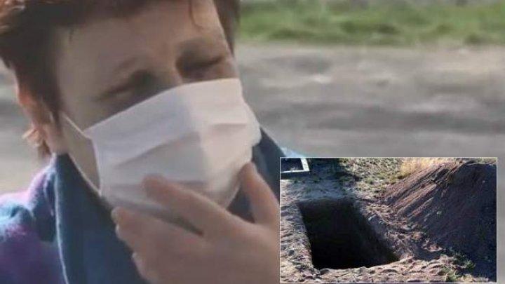 """O femeie a reușit să se salveze, după ce a fost """"bătută și îngropată de vie de doi vecini beți"""