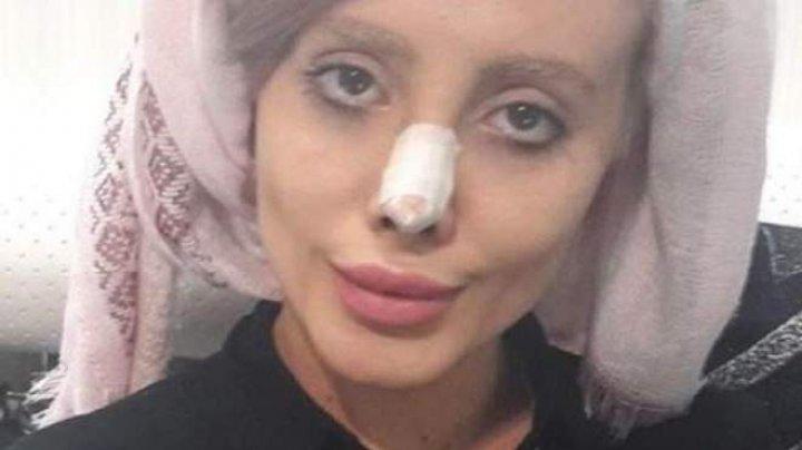 O vedetă din Instagram, ținută în viaţă de un ventilator pulmonar după ce s-a infectat cu COVID-19