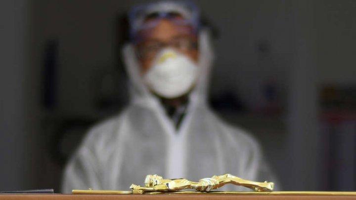 COVID-19: Italia a înregistrat 525 de noi decese, cel mai scăzut număr de morţi pentru o zi de la 19 martie
