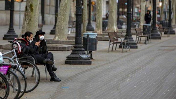 Coronavirus: Aproape 900.000 de spanioli şi-au pierdut locurile de muncă după introducerea măsurilor de izolare