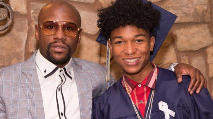 Fiul legendarului boxer Floyd Mayweather calcă pe urmele tatălui său