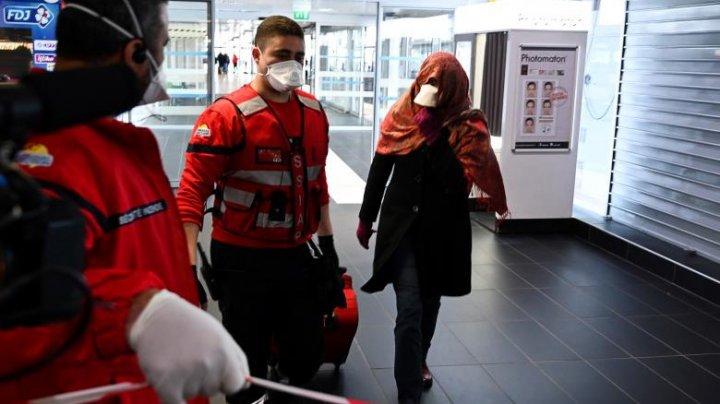 Austria preia pacienți francezi infectați cu coronavirus care necesită spitalizare la Terapie Intensivă