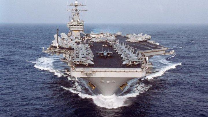 Trump: Navele iraniene care efectuează manevre periculoase vor fi atacate