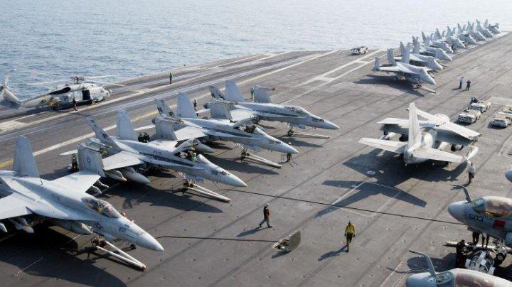 Iranul ameninţă că va distruge navele militare ale SUA din Golful Persic