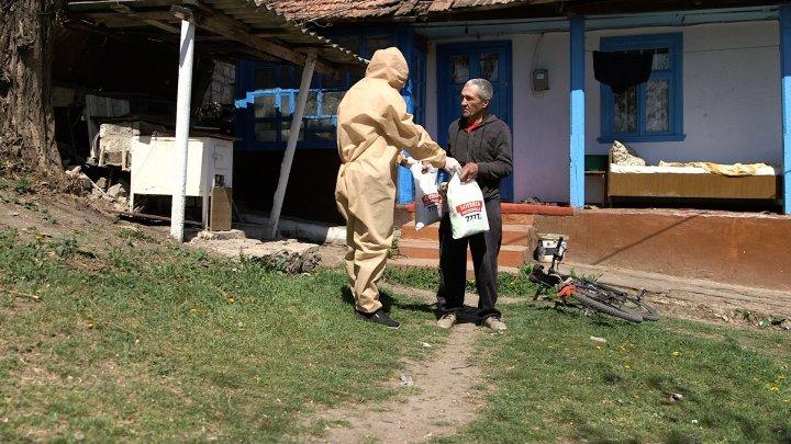 (P) Loteria Națională va oferi vârstnicilor din sate colete cu produse de primă necesitate