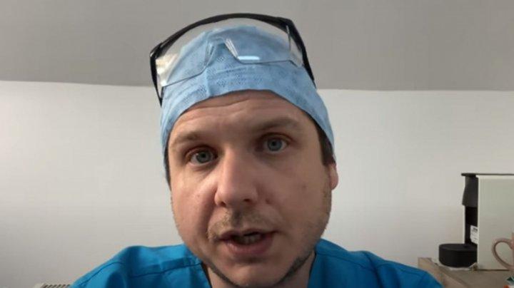 Cum să ne igienizăm căile respiratorii? Sfatul unui pneumolog din Iași (VIDEO)