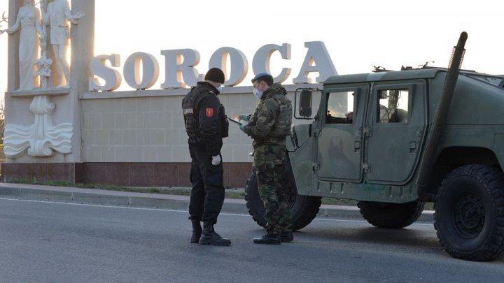 Blindatele Armatei, dislocate în Soroca și Ștefan Vodă, raioane cu cele mai multe cazuri confirmate cu COVID-19