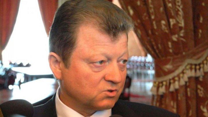 Contestaţia lui Vladimir Ţurcan privind demiterea sa din funcţia de preşedinte al CC, respinsă