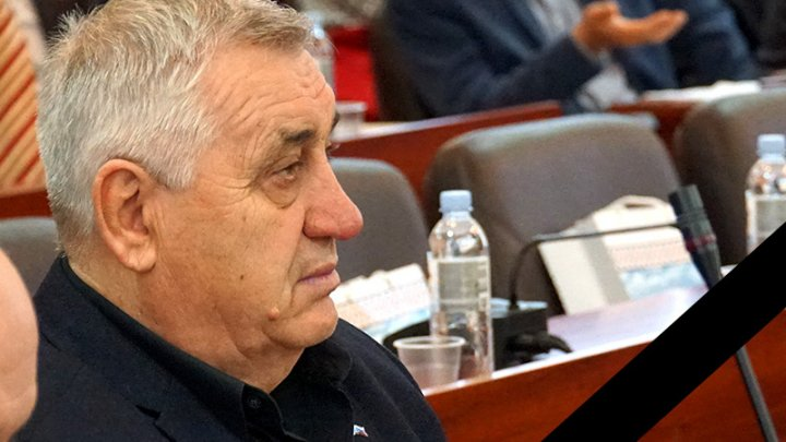 Liderul PSRM Cahul, Vasile Mihailov s-a stins din viață, fiind răpus de coronavirus