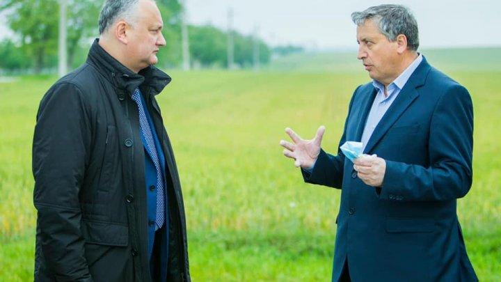 Problemele locuitorilor raionului Ungheni, discutate cu șeful statului