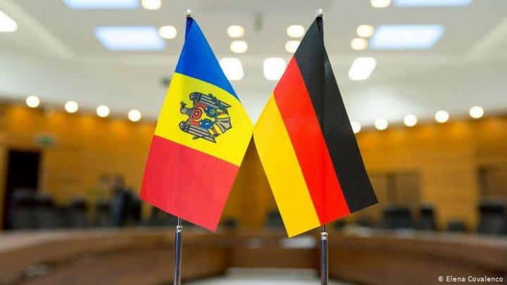 Germania va acorda Republicii Moldova asistență tehnică în valoare de 8,6 milioane euro