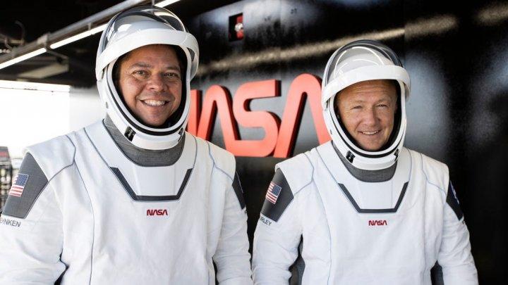 Urmărește LIVE lansarea astronauților în spațiu de către NASA și SpaceX