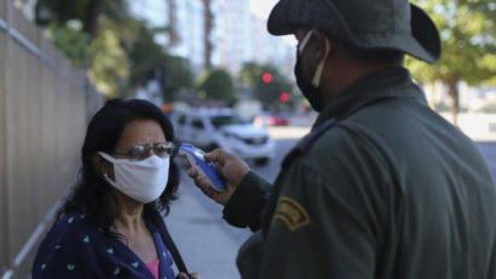 Brazilia a înregistrat 965 de noi decese cauzate de coronavirus