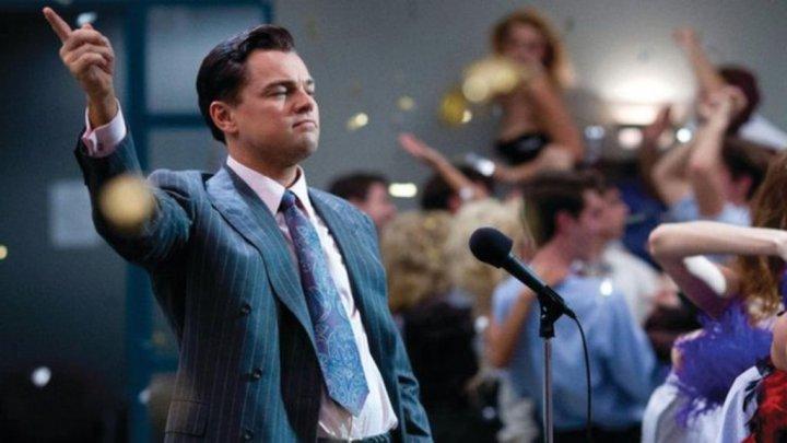 """""""The Wolf of Wall Street"""",  filmul de la Hollywood cu cele mai multe înjurături"""