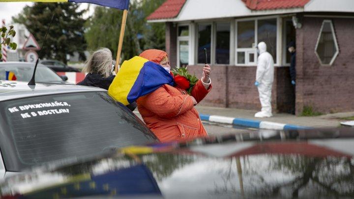 Ceremonia de primire a donațiilor umanitare din partea României (FOTOREPORT)