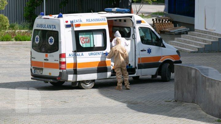 COVID-19 în Moldova: 275 dintre pacienți sunt în stare gravă, 23 fiind la respirație asistată
