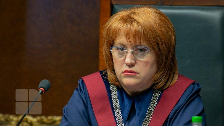 Domnica Manole, despre inițiativa PSRM de declarare a uzurpării puterii în stat de către Înalta Curte
