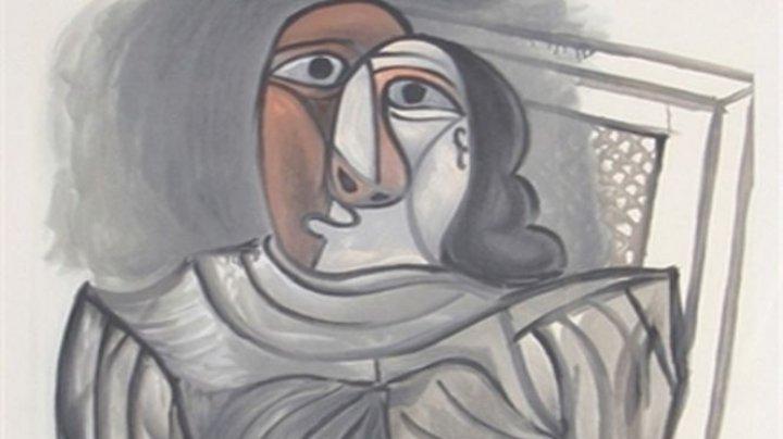 Câteva dintre operele pictorului Pablo Picasso, aparţinând colecţiei personale a nepoatei sale, scoase la licitație online