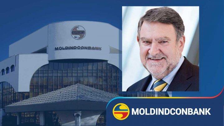 Renumitul Bancher European, Herbert Stepic, a fost ales Președinte al Consiliului Moldindconbank