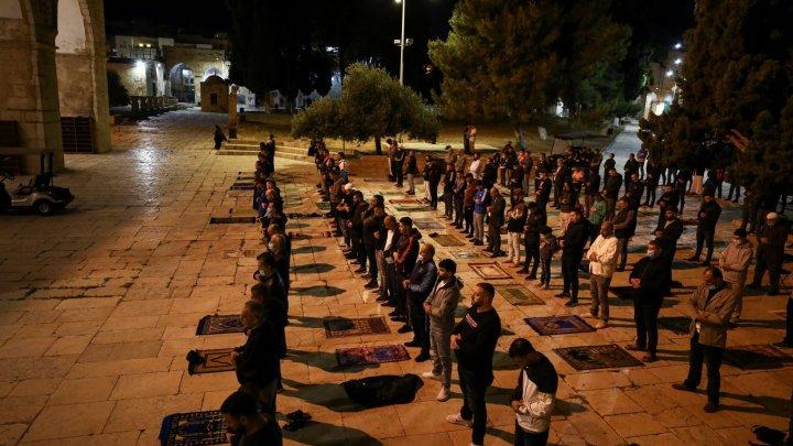 Esplanada Moscheilor din Ierusalim s-a redeschis după mai bine de două luni