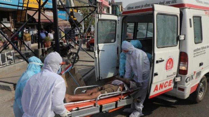India a depăşit Italia şi a urcat pe locul al şaselea în clasamentul celor mai afectate ţări din lume de noul coronavirus