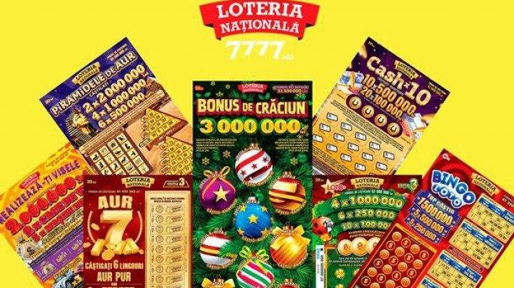 Jucătorii Loteriei Naționale au câștigat peste 5 milioane lei în timpul stării de urgență