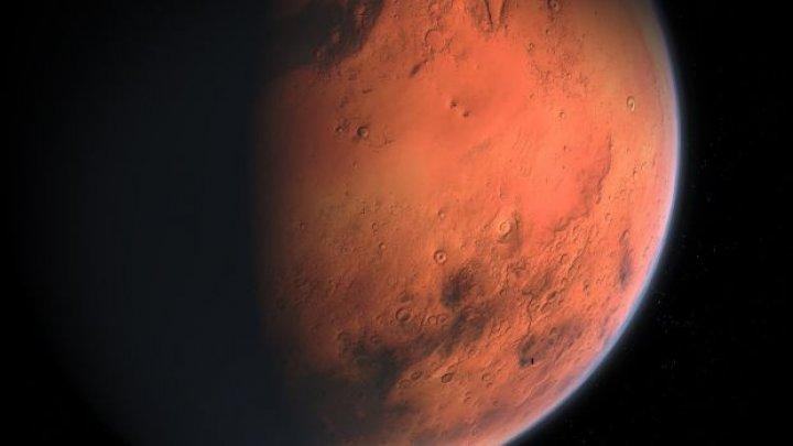 Studiu: Forme de viaţă terestre ar putea supravieţui temporar pe Marte