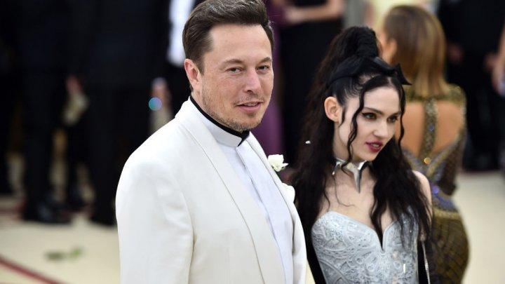 Iubita lui Elon Musk a născut primul copil al cuplului