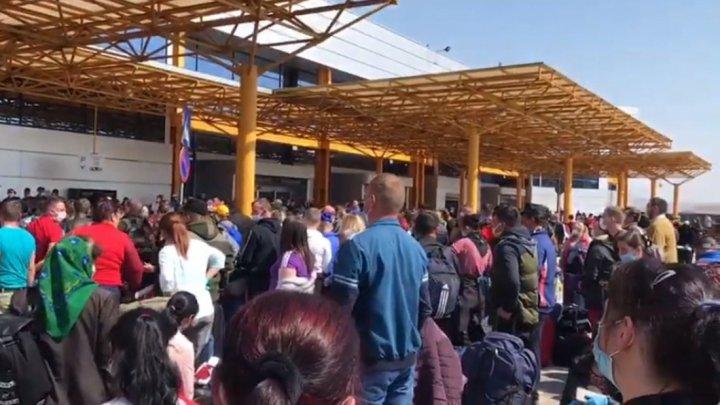 Românii plecați la muncă în Germania cu avionul vor fi trimiși acasă cu autocarul
