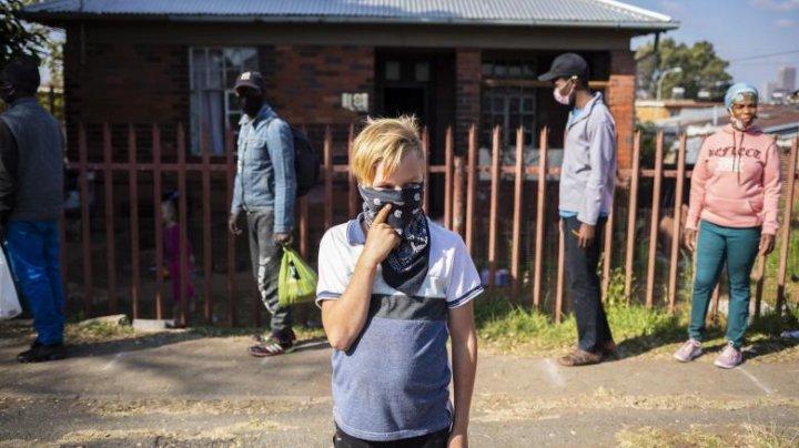 Creştere record a numărului de infectări cu coronavirus în Africa de Sud