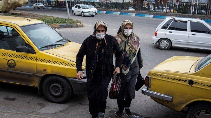 Iran anunță 2.800 de cazuri noi de coronavirus într-o singură zi