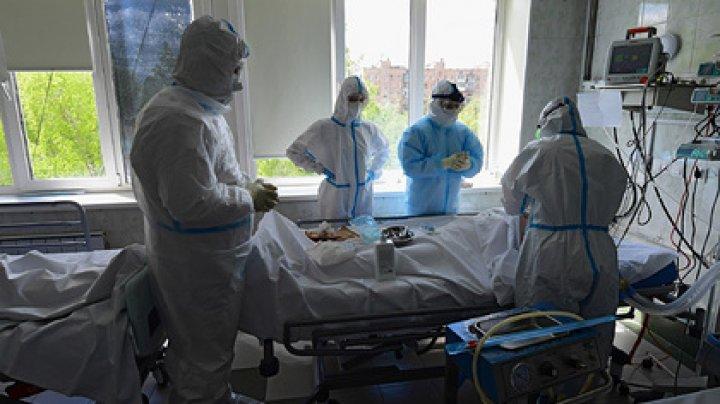 Rusia raportează oficial că peste 100 de cadre medicale au decedat de Covid-19. Numărătoarea medicilor arată 293 de decese