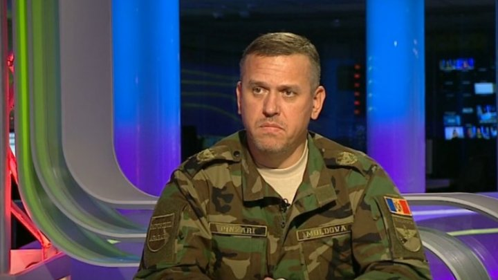 Alexandru Pînzari a transmis condoleanțe Forțelor Armate ale Ucrainei
