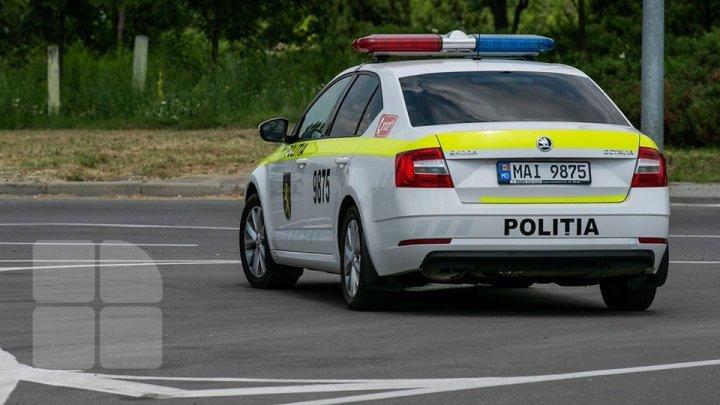 """Un bărbat din Cahul a rămas fără """"afacere"""". Ce au descoperit polițiștii în apropierea satului Rumeanțev (FOTO)"""