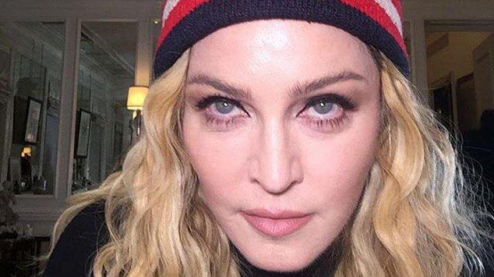 Madonna spune că a fost testată pozitiv pentru anticorpi specifici noului virus