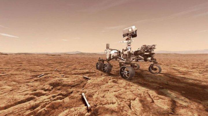 Roverul Perseverance al NASA a descoperit fosile în Australia