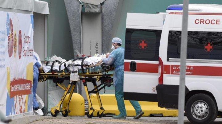 Niciun deces cauzat de coronavirus în Lombardia, în ultimele 24 de ore, pentru prima dată de la izbucnirea epidemiei