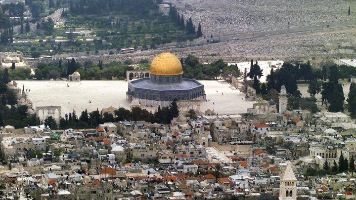Esplanada Moscheilor din Ierusalim se redeschide după Ramadan