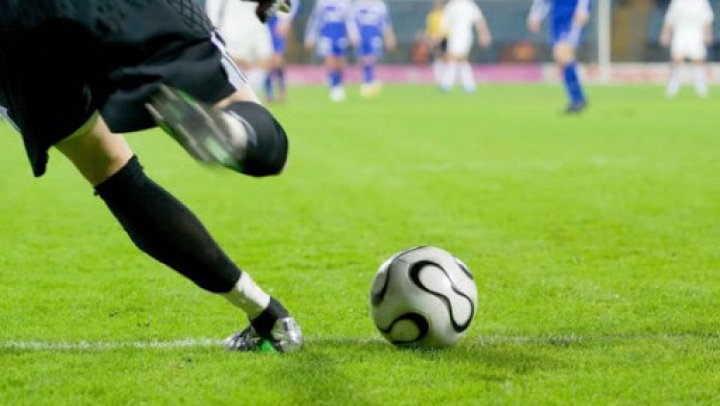 Ion Nicolaescu a înscris al patrulea său gol în actuala ediţie a Campionaului Belarusului