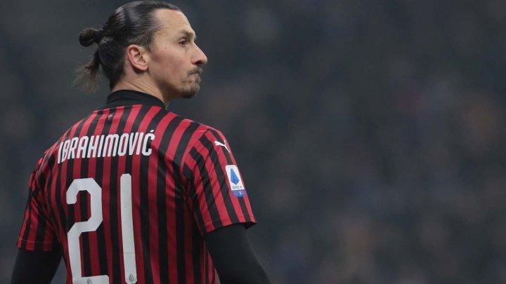 """Zlatan Ibrahimovic a câștigat pentru a 12-a oară în carieră trofeul """"Balonul de Aur"""""""